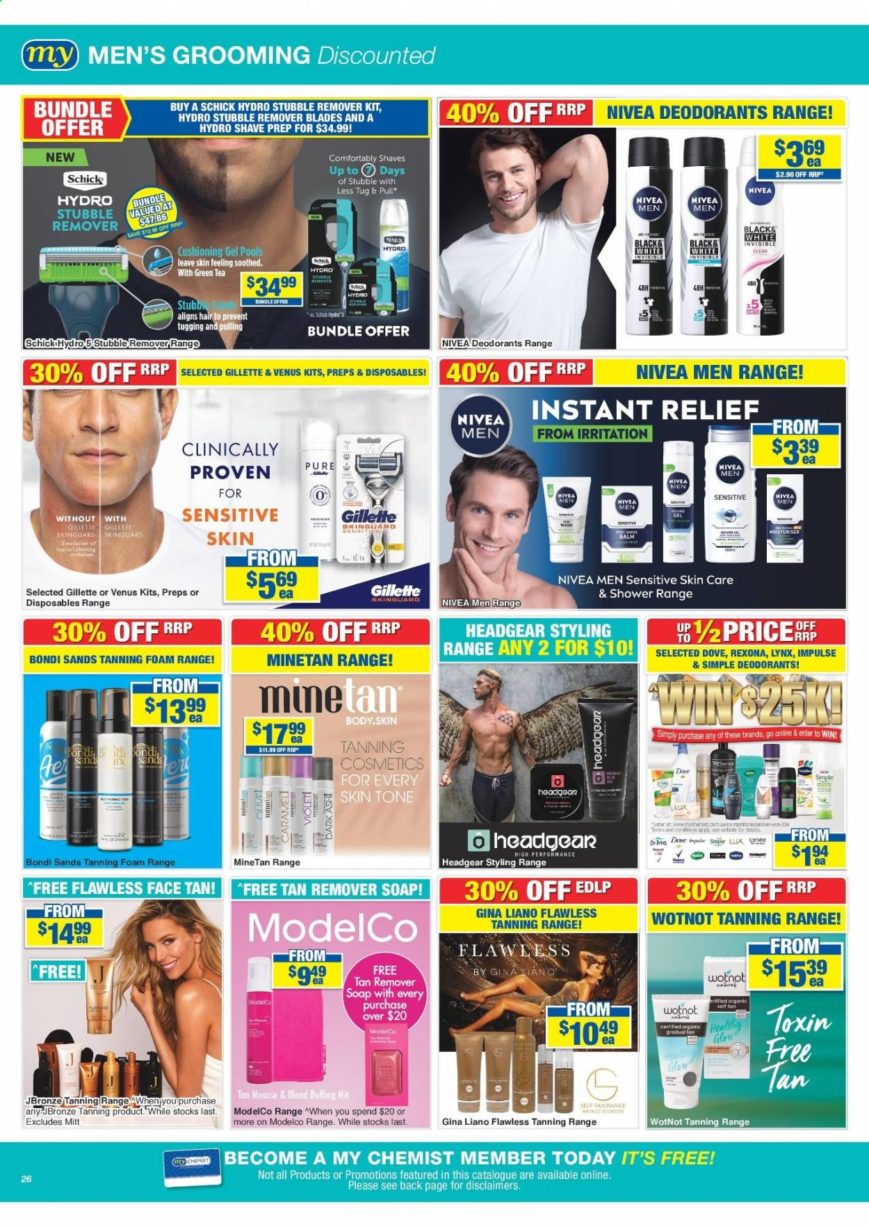 My Chemist catalogue  - 25.3.2021 - 14.4.2021. Page 26.