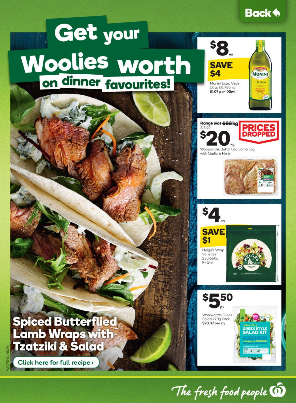 Woolworths catalogue  - 7.4.2021 - 13.4.2021. Page 6.