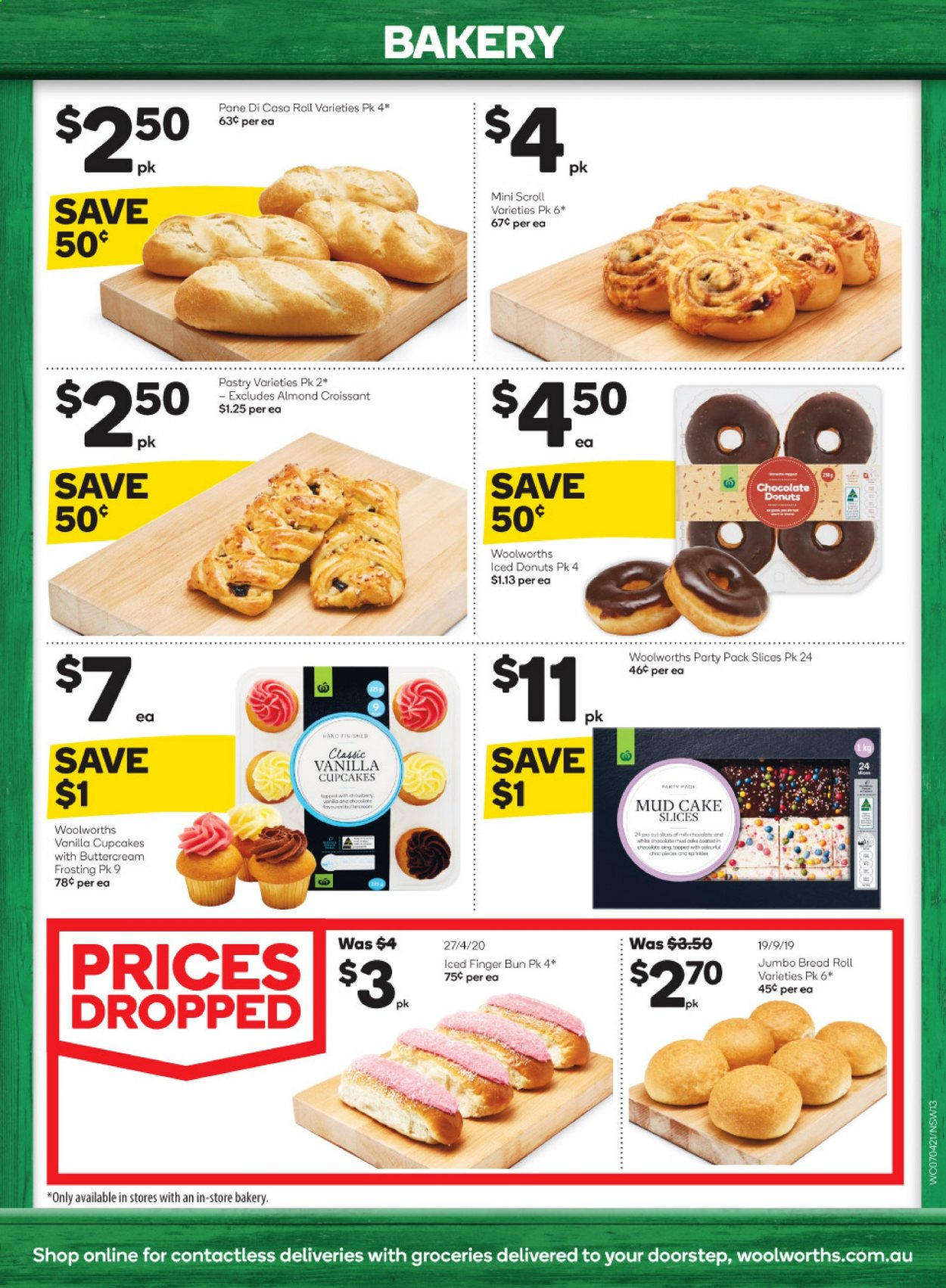 Woolworths catalogue  - 7.4.2021 - 13.4.2021. Page 13.