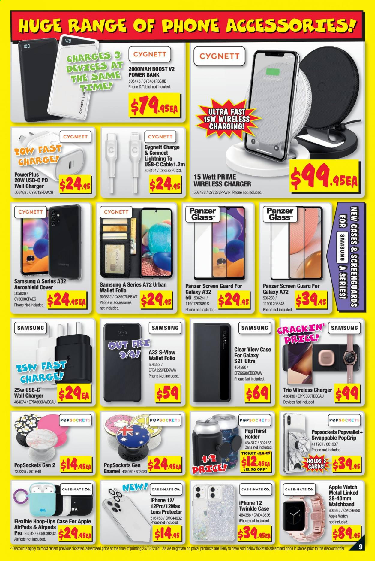 JB Hi-Fi catalogue  - 8.4.2021 - 21.4.2021. Page 9.