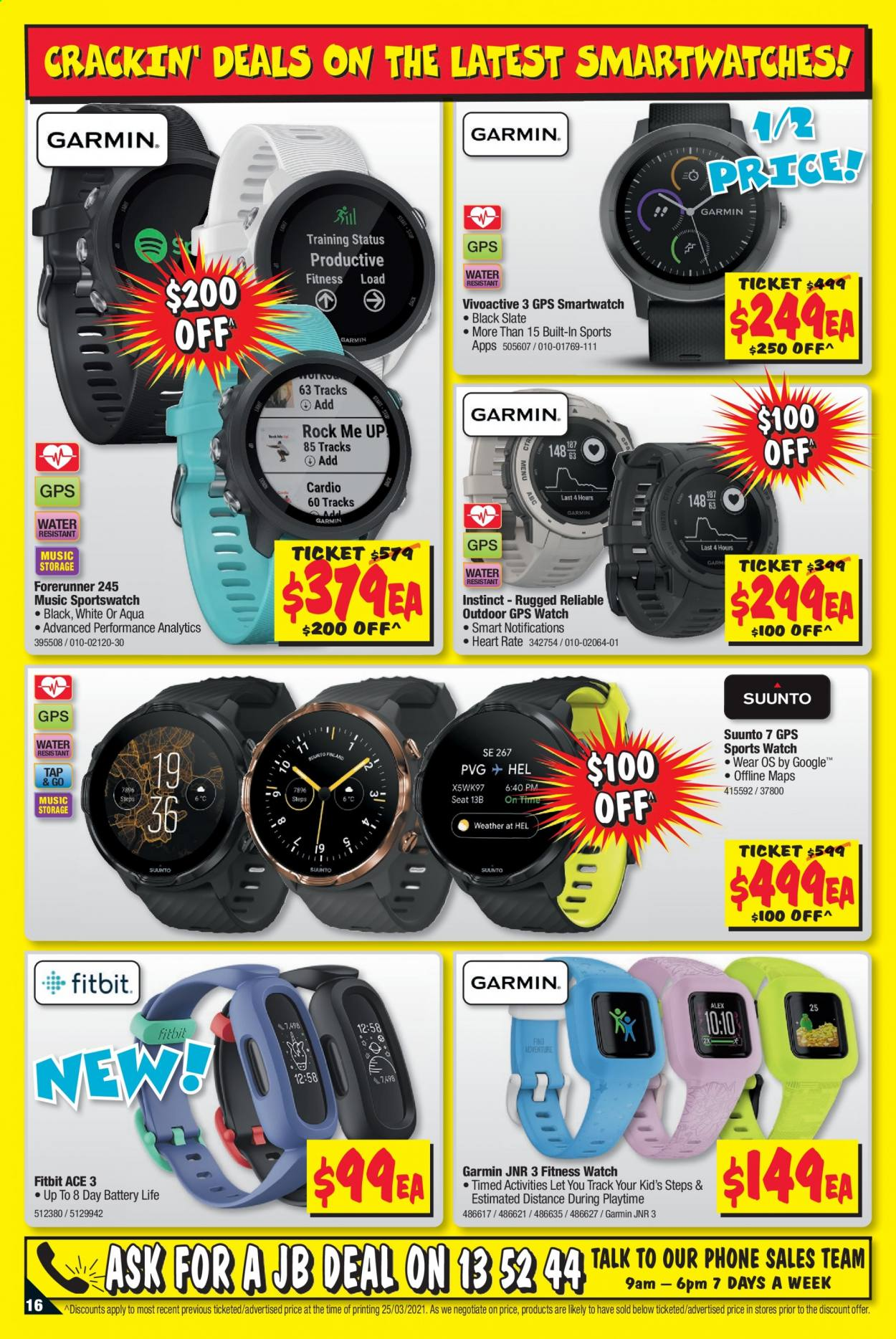 JB Hi-Fi catalogue  - 8.4.2021 - 21.4.2021. Page 16.