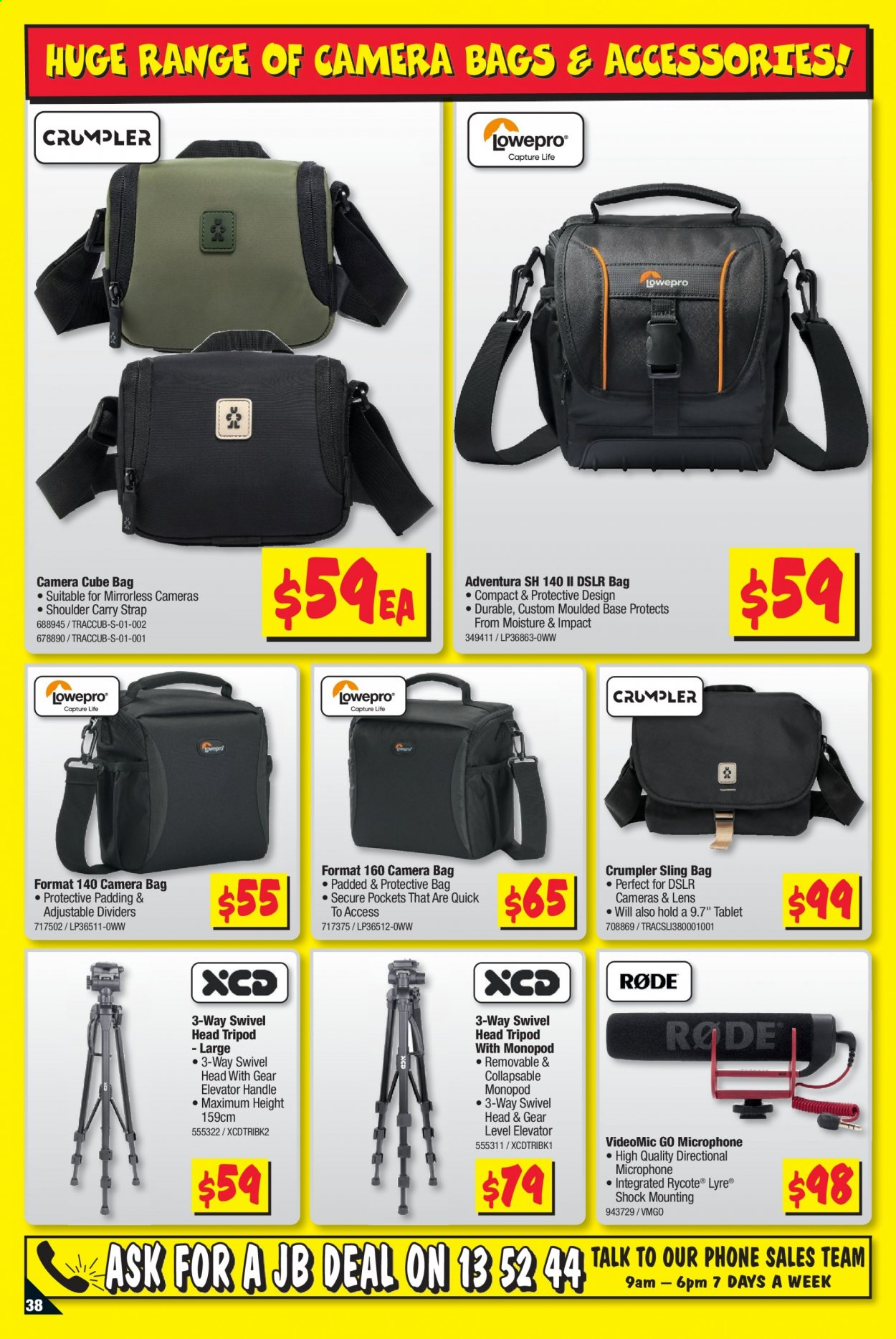 JB Hi-Fi catalogue  - 8.4.2021 - 21.4.2021. Page 38.