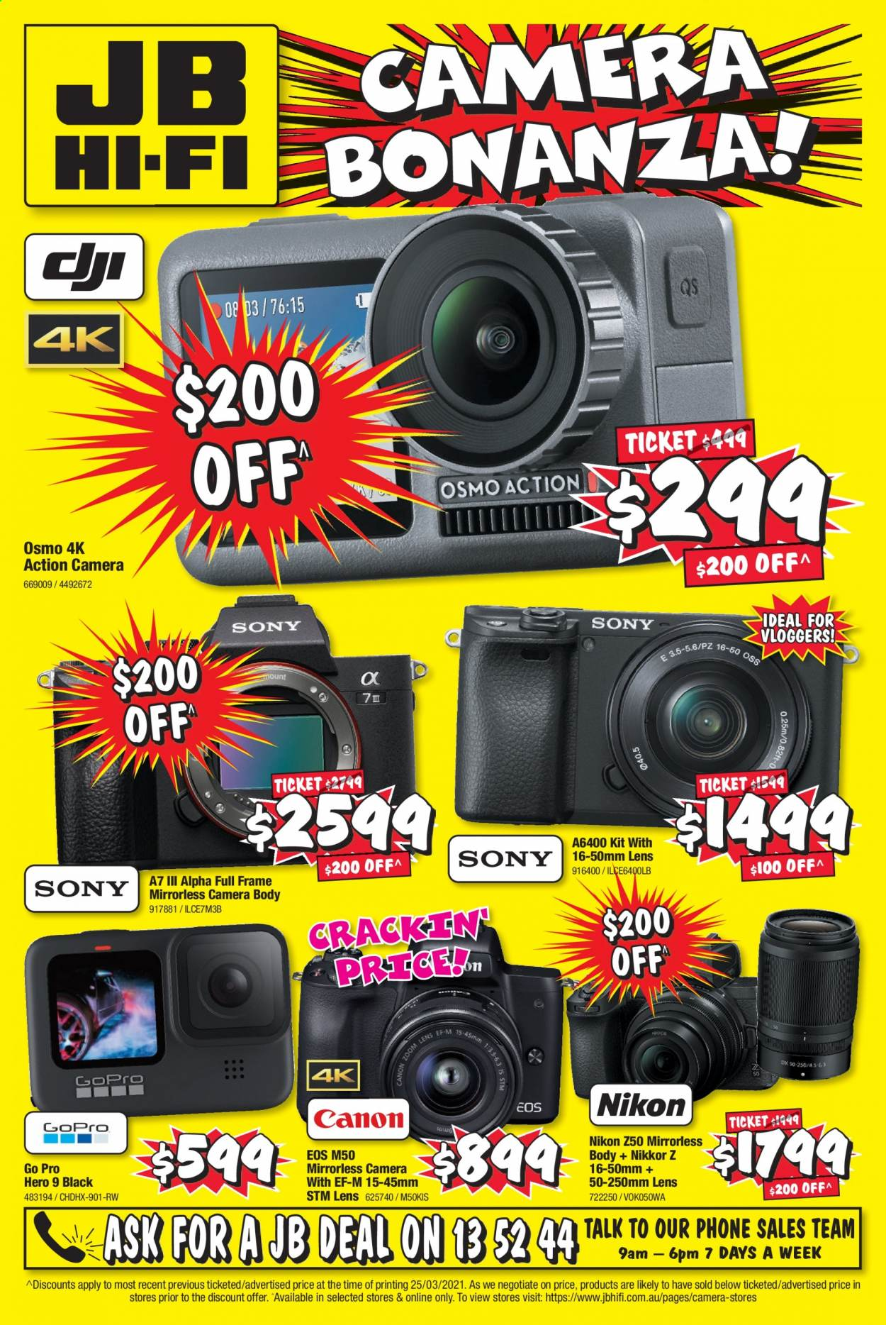 JB Hi-Fi catalogue  - 8.4.2021 - 21.4.2021. Page 44.