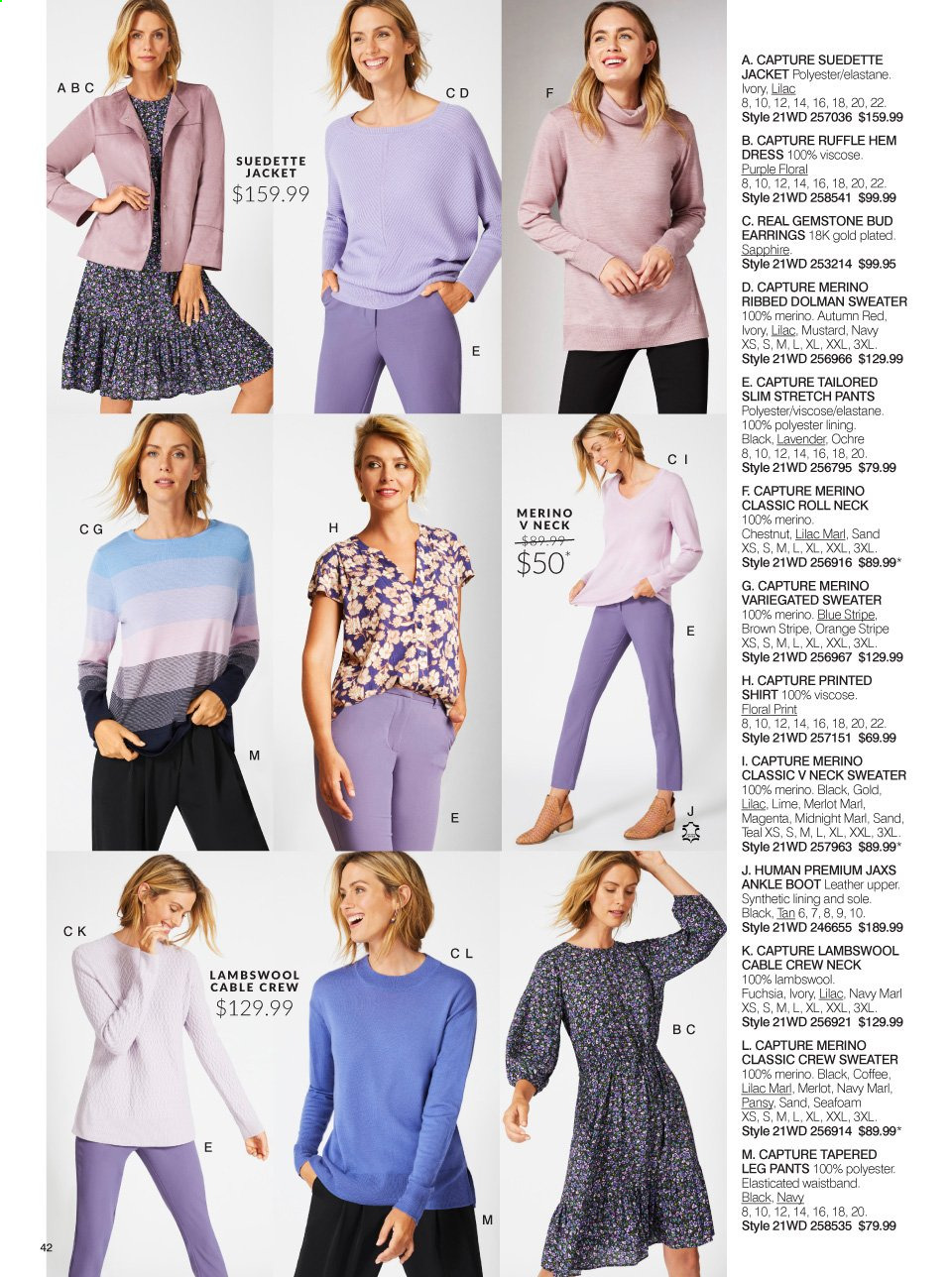 Ezibuy catalogue  - 12.4.2021 - 9.5.2021. Page 42.