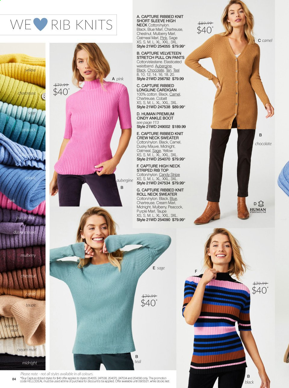 Ezibuy catalogue  - 12.4.2021 - 9.5.2021. Page 84.