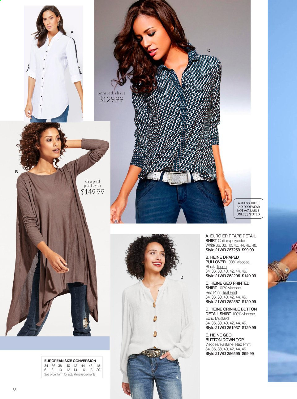 Ezibuy catalogue  - 12.4.2021 - 9.5.2021. Page 88.
