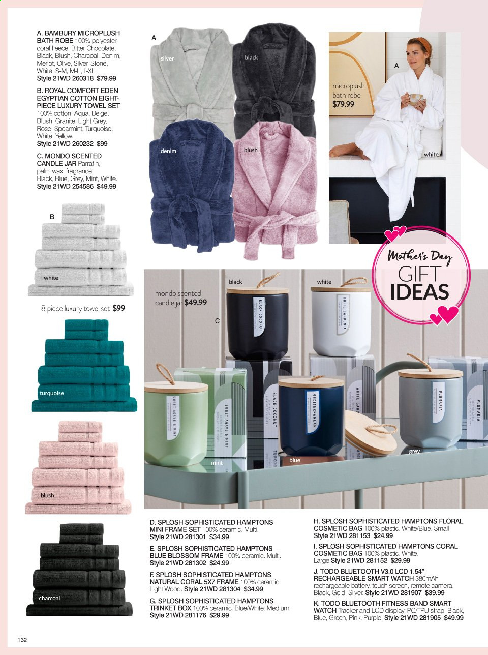 Ezibuy catalogue  - 12.4.2021 - 9.5.2021. Page 132.