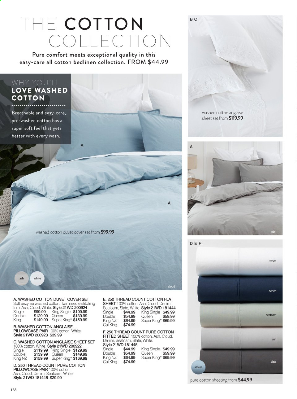 Ezibuy catalogue  - 12.4.2021 - 9.5.2021. Page 138.