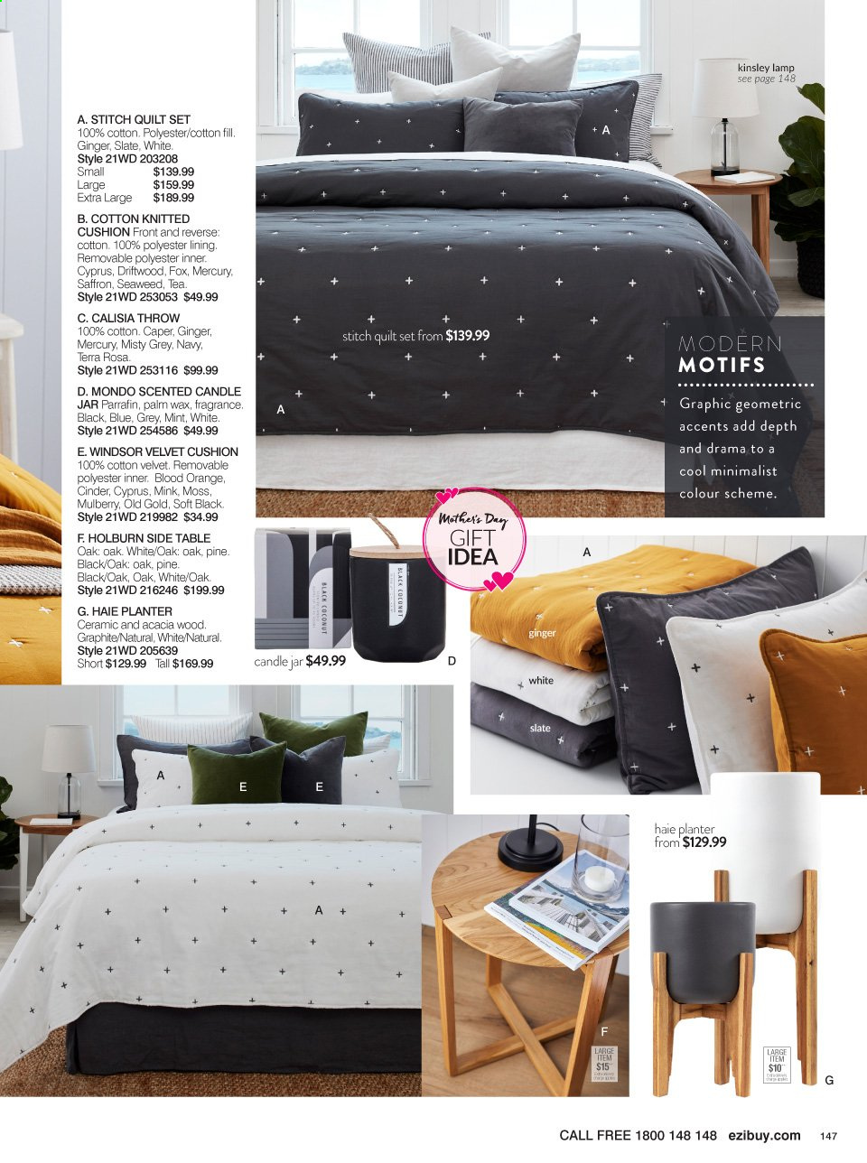 Ezibuy catalogue  - 12.4.2021 - 9.5.2021. Page 147.