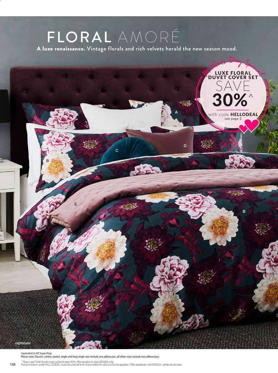 Ezibuy catalogue  - 12.4.2021 - 9.5.2021. Page 158.