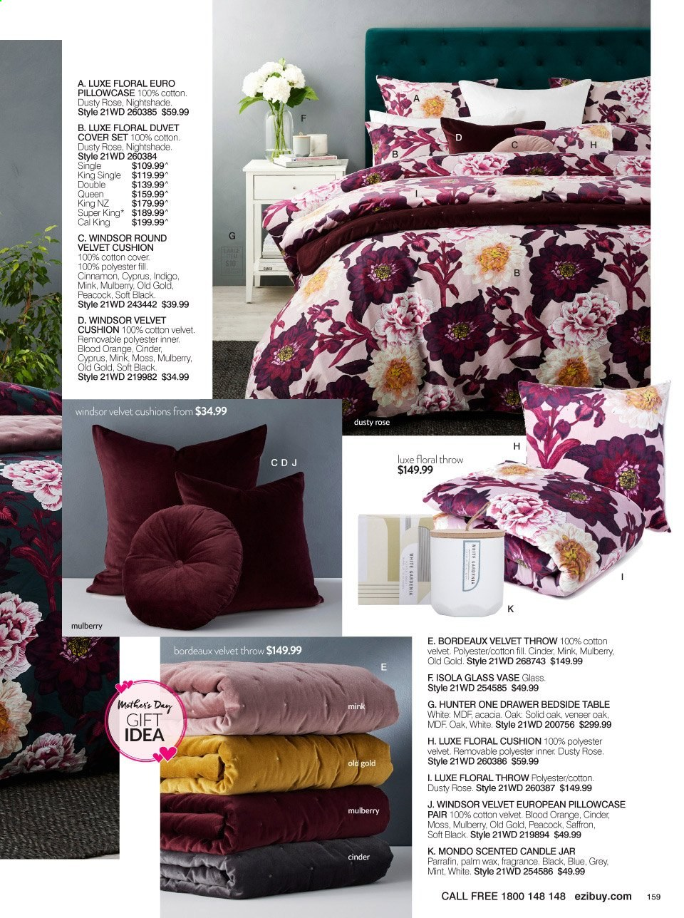 Ezibuy catalogue  - 12.4.2021 - 9.5.2021. Page 159.