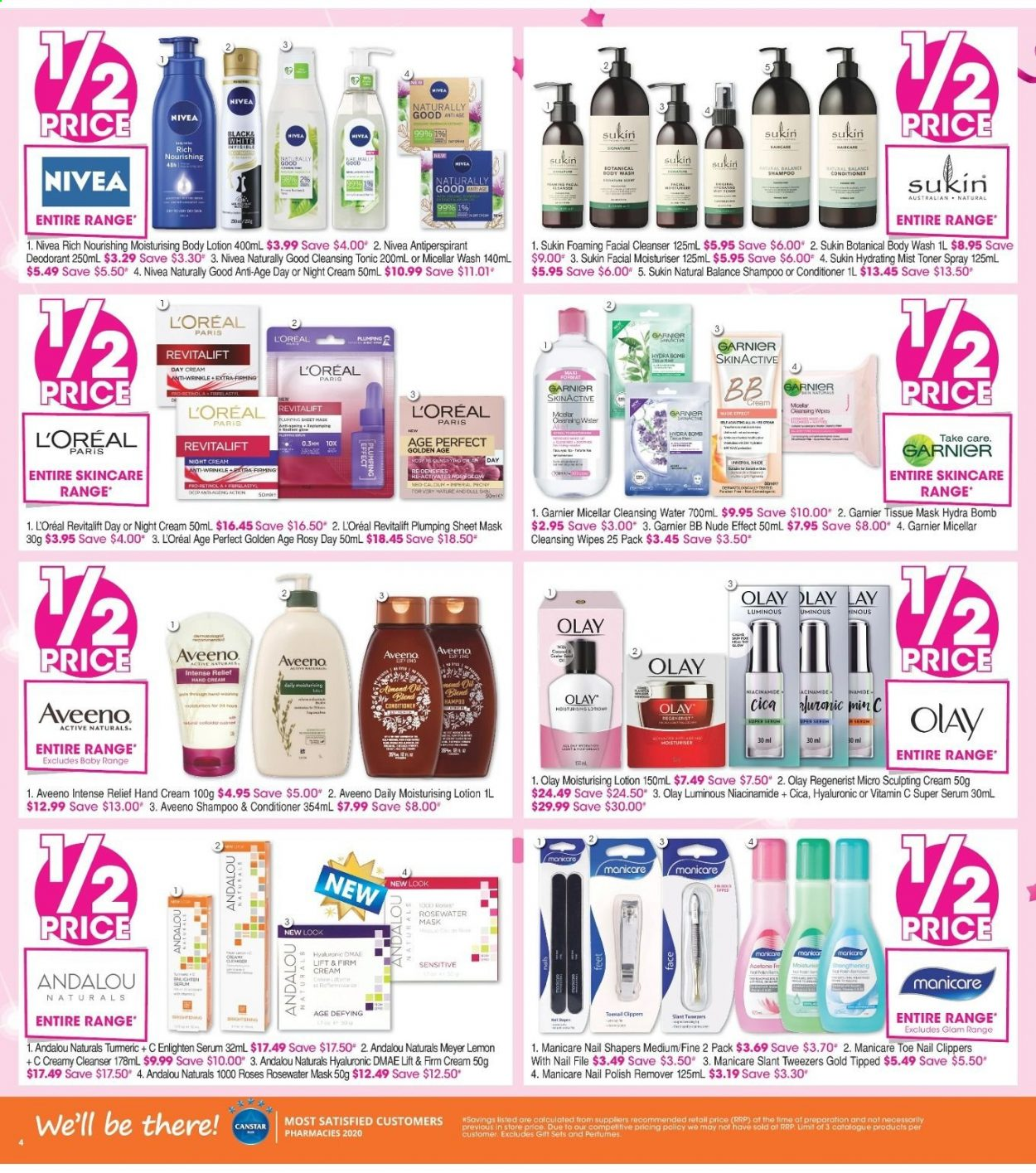 Good Price Pharmacy catalogue  - 15.4.2021 - 12.5.2021. Page 4.