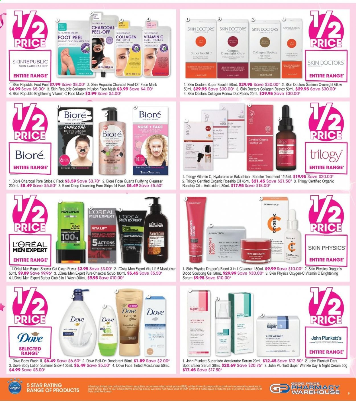 Good Price Pharmacy catalogue  - 15.4.2021 - 12.5.2021. Page 5.
