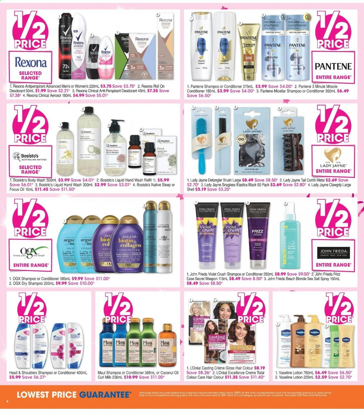 Good Price Pharmacy catalogue  - 15.4.2021 - 12.5.2021. Page 6.