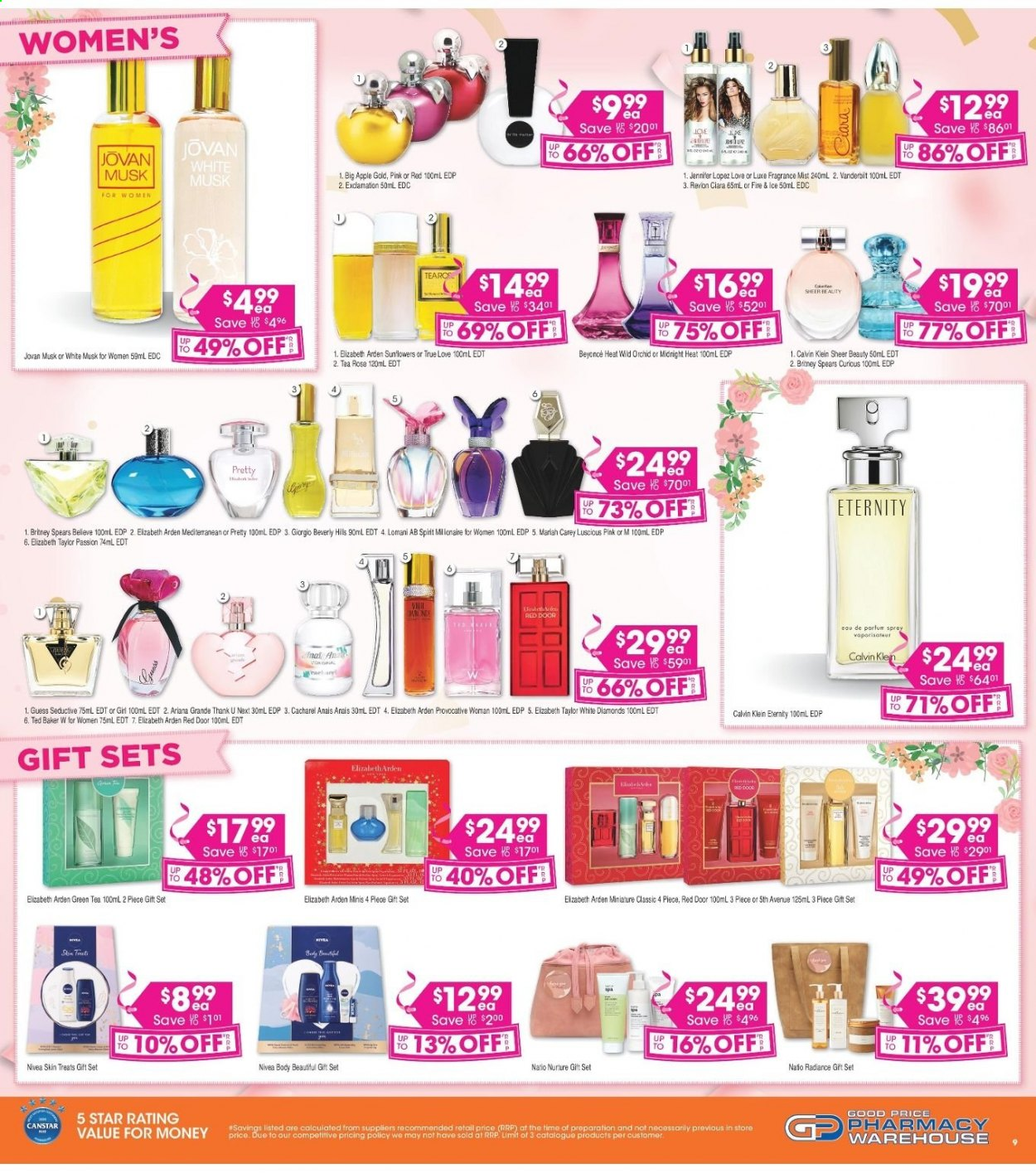 Good Price Pharmacy catalogue  - 15.4.2021 - 12.5.2021. Page 9.