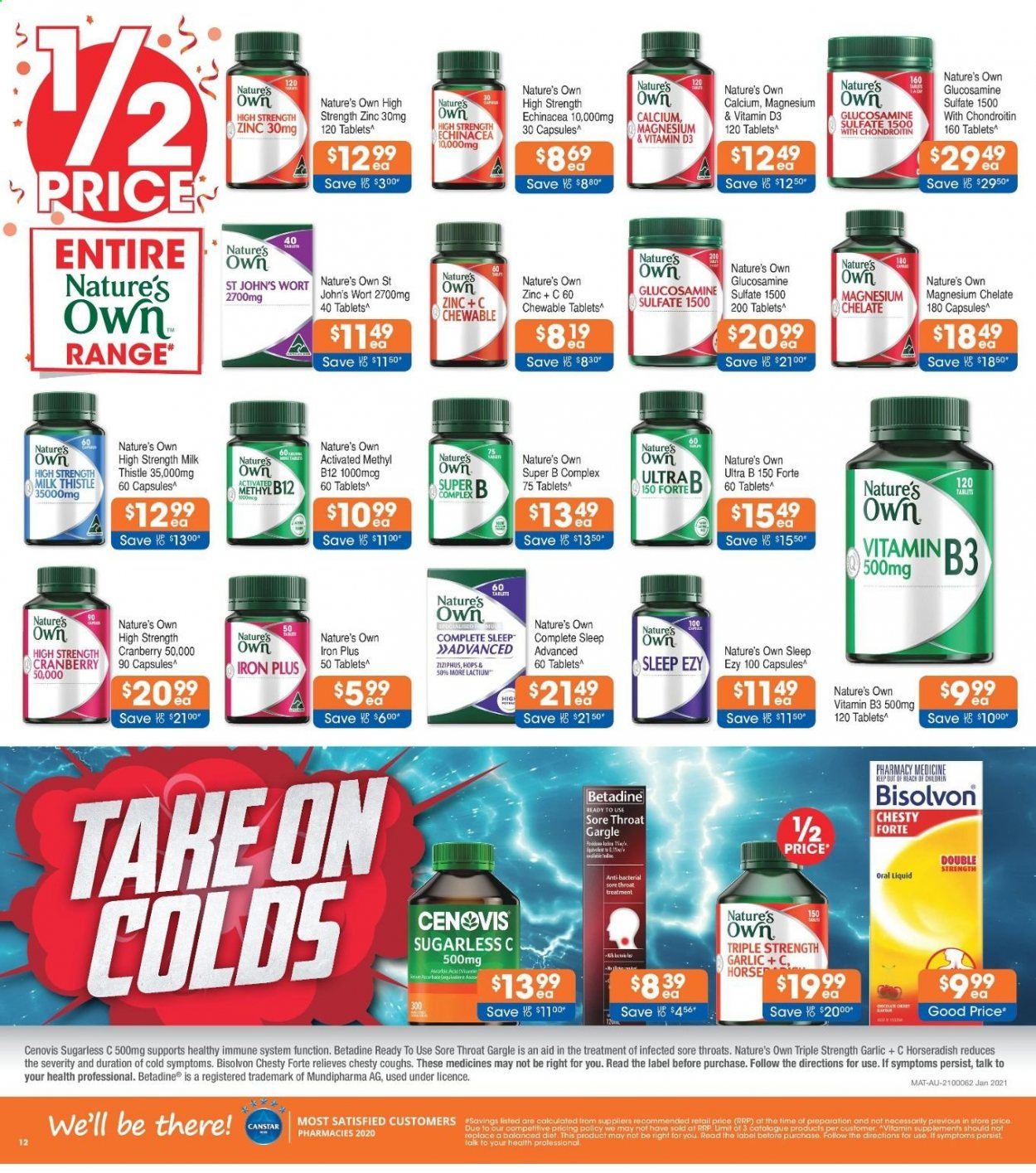 Good Price Pharmacy catalogue  - 15.4.2021 - 12.5.2021. Page 12.