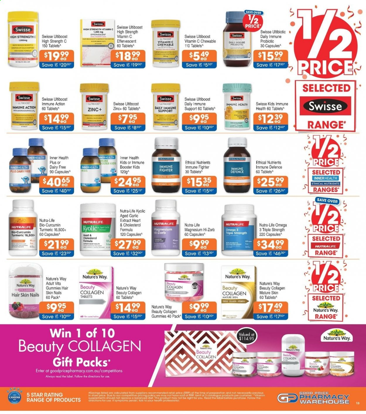 Good Price Pharmacy catalogue  - 15.4.2021 - 12.5.2021. Page 13.