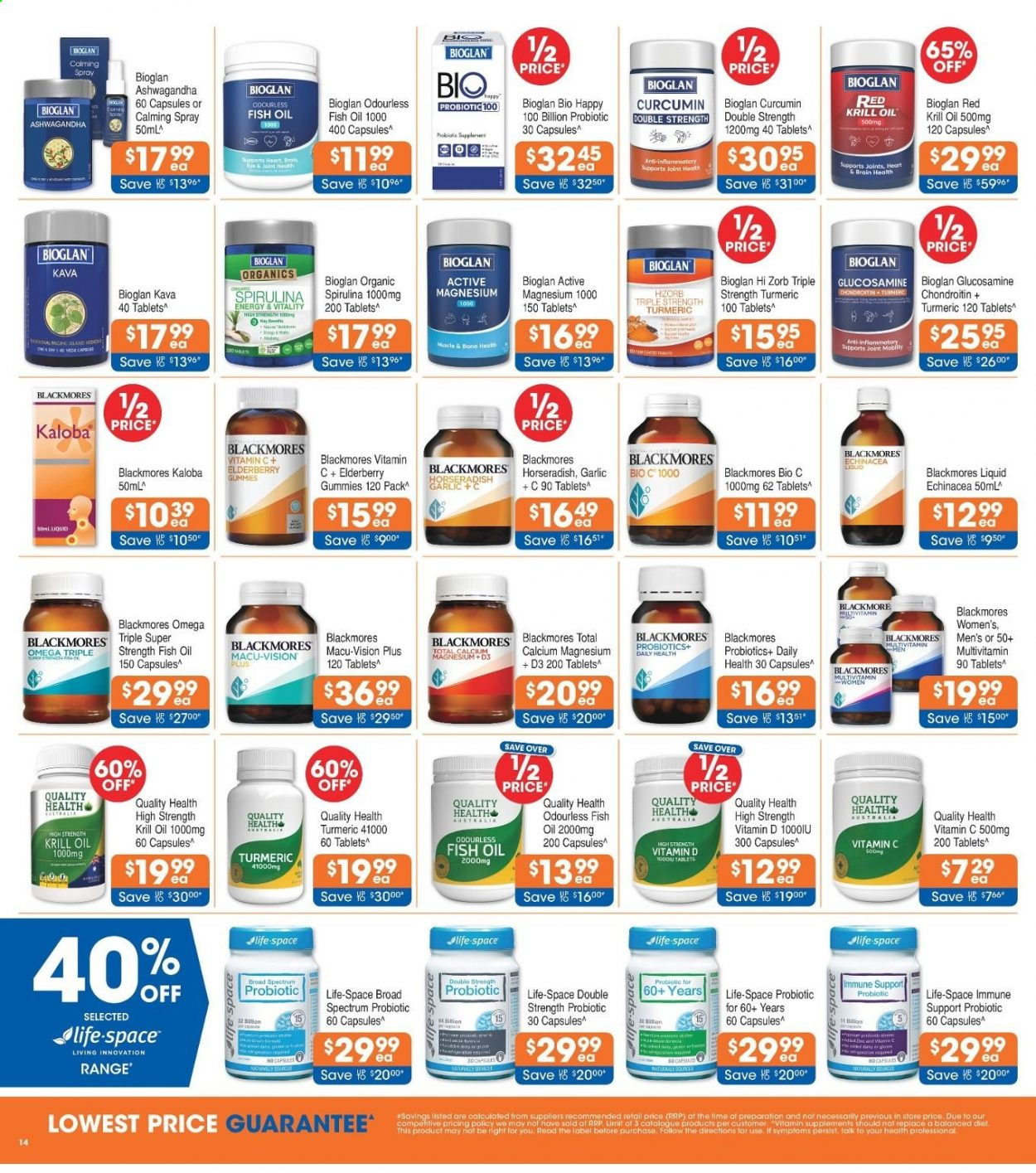 Good Price Pharmacy catalogue  - 15.4.2021 - 12.5.2021. Page 14.