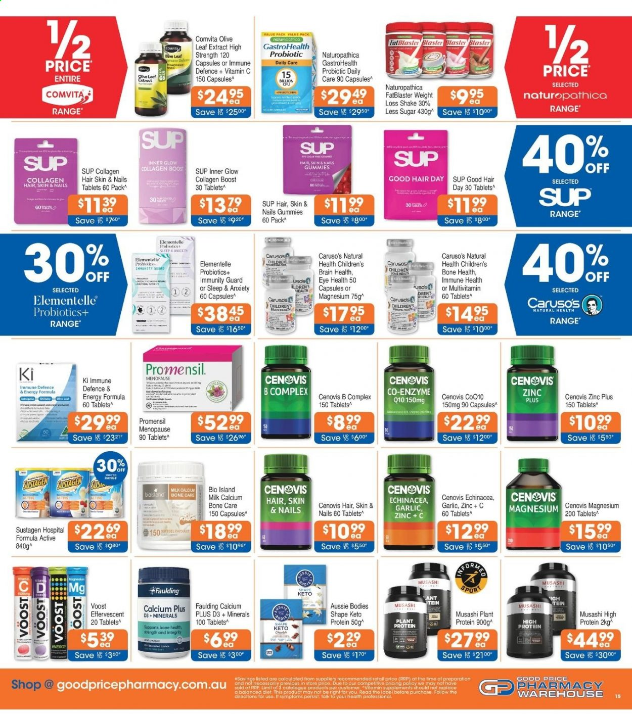 Good Price Pharmacy catalogue  - 15.4.2021 - 12.5.2021. Page 15.