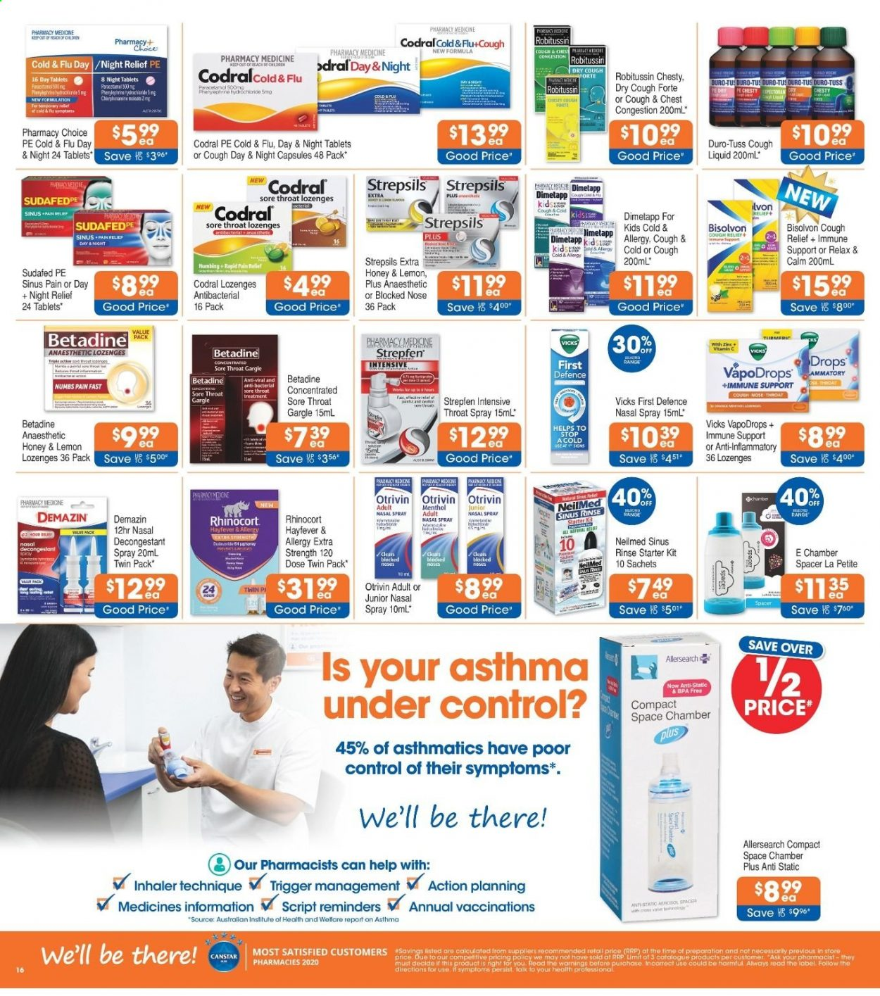 Good Price Pharmacy catalogue  - 15.4.2021 - 12.5.2021. Page 16.