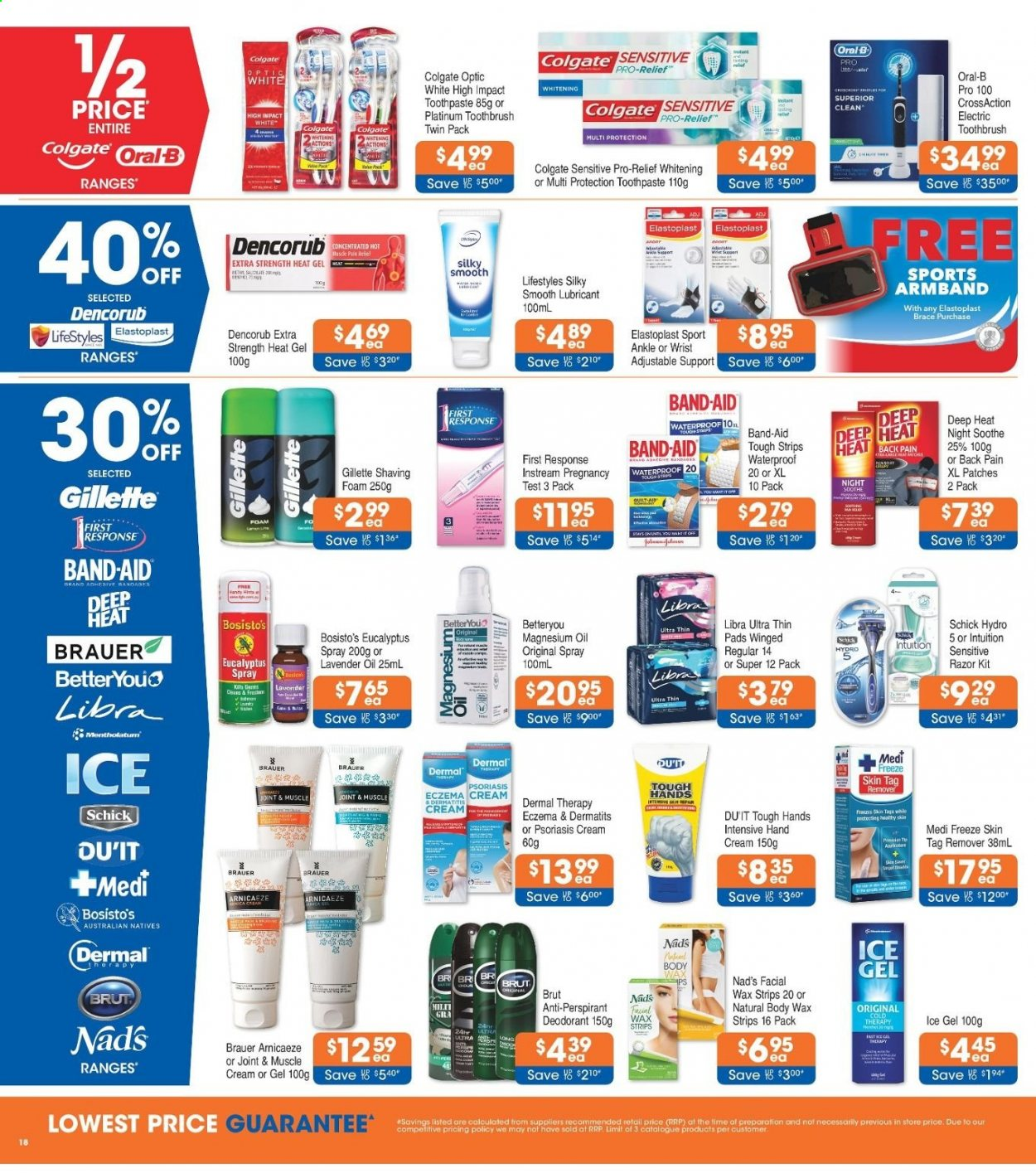 Good Price Pharmacy catalogue  - 15.4.2021 - 12.5.2021. Page 18.