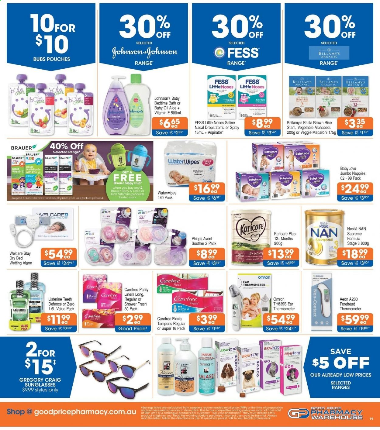 Good Price Pharmacy catalogue  - 15.4.2021 - 12.5.2021. Page 19.