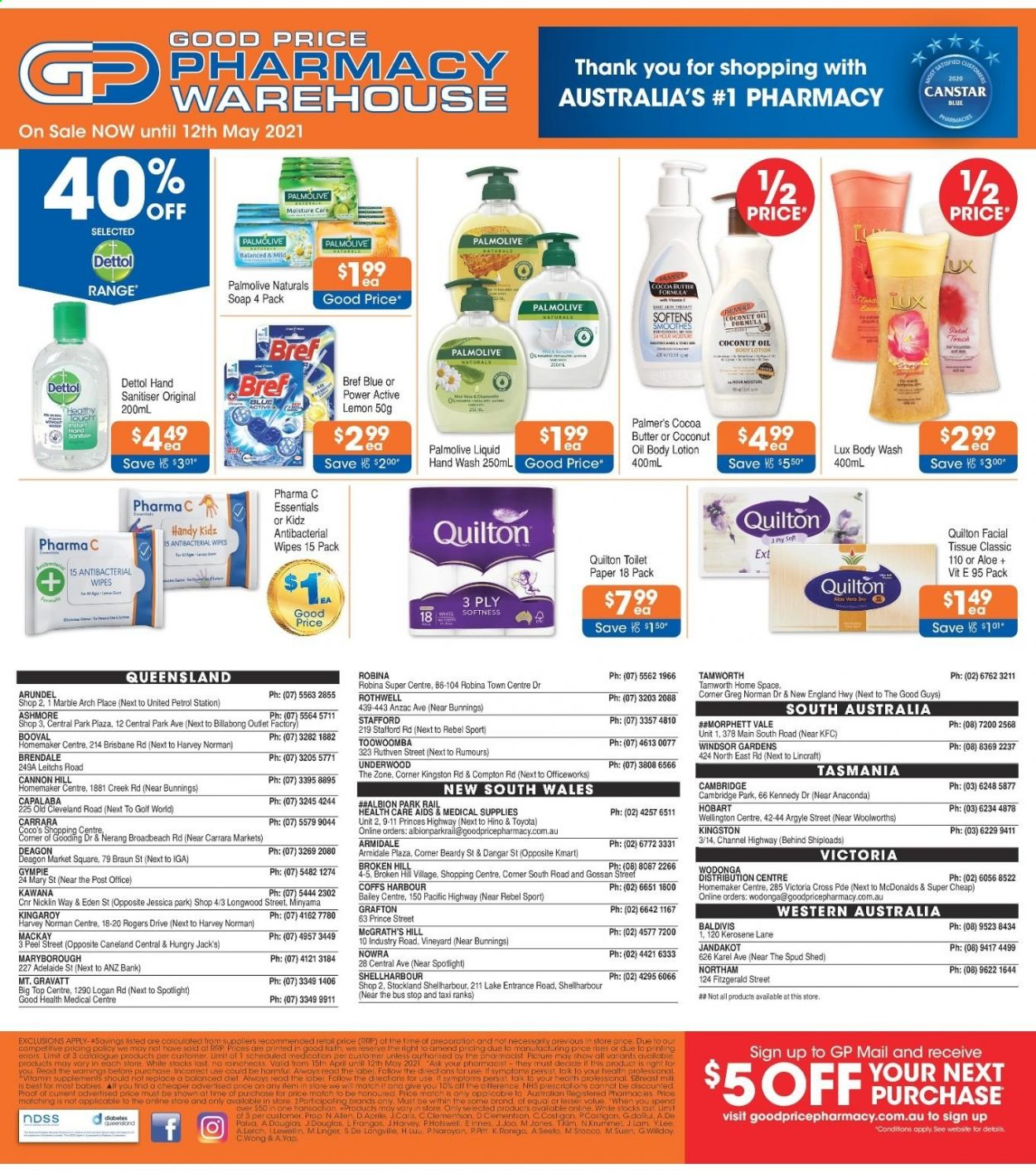 Good Price Pharmacy catalogue  - 15.4.2021 - 12.5.2021. Page 20.