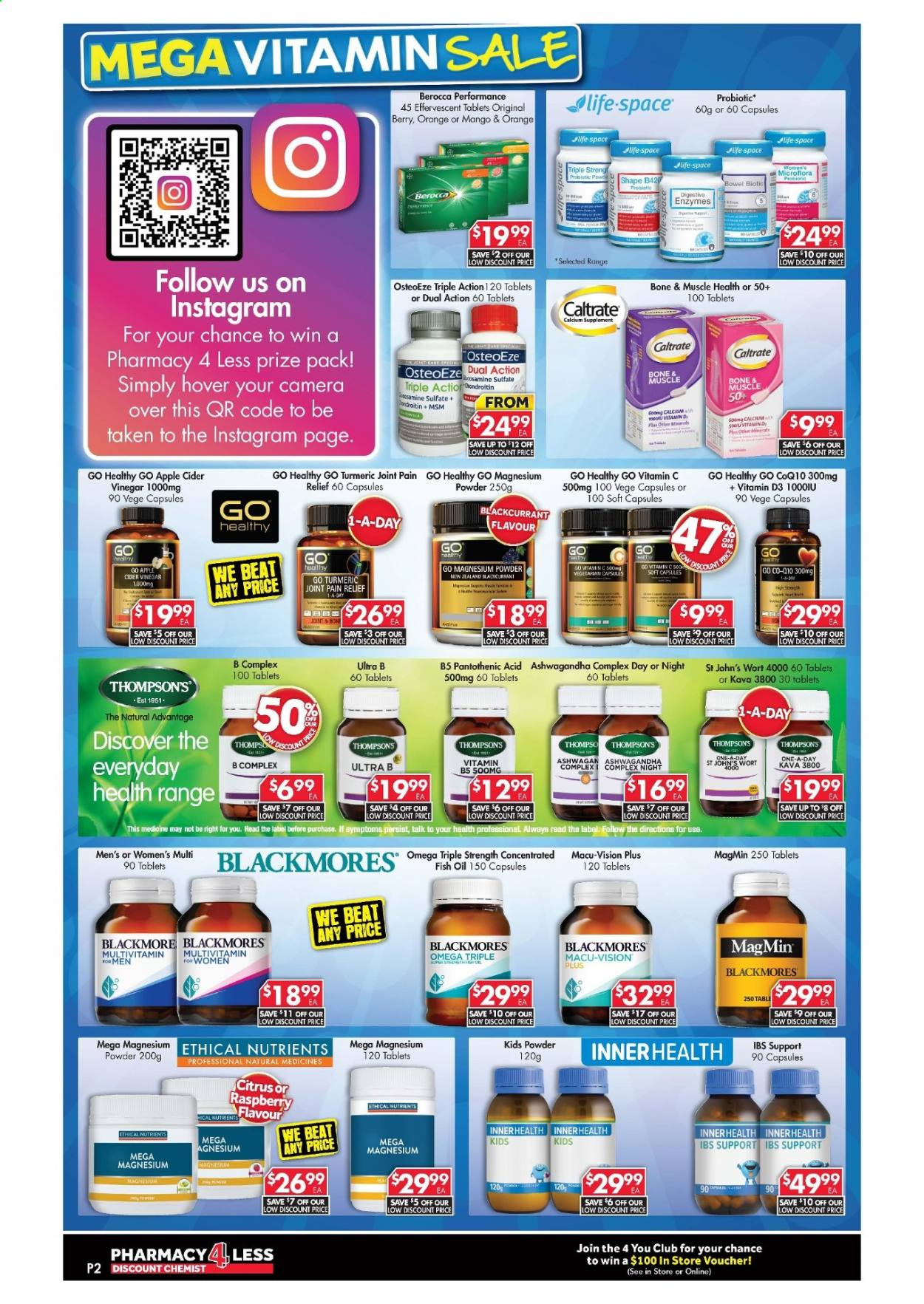 Pharmacy 4 Less catalogue  - 22.4.2021 - 19.5.2021. Page 2.