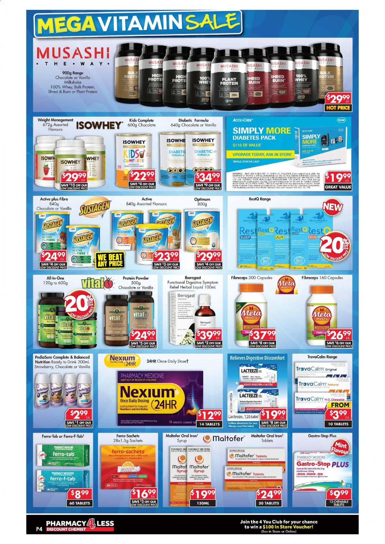 Pharmacy 4 Less catalogue  - 22.4.2021 - 19.5.2021. Page 4.