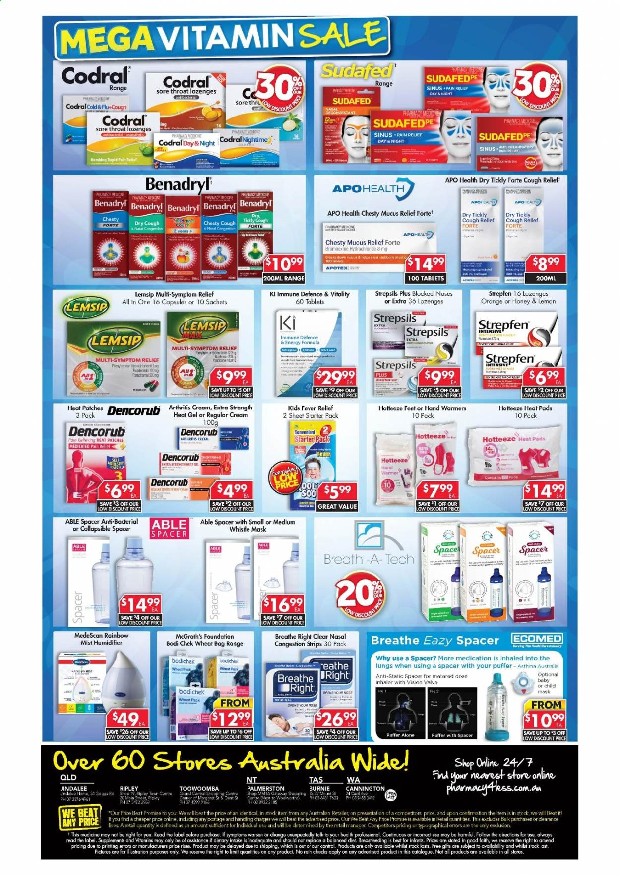 Pharmacy 4 Less catalogue  - 22.4.2021 - 19.5.2021. Page 6.