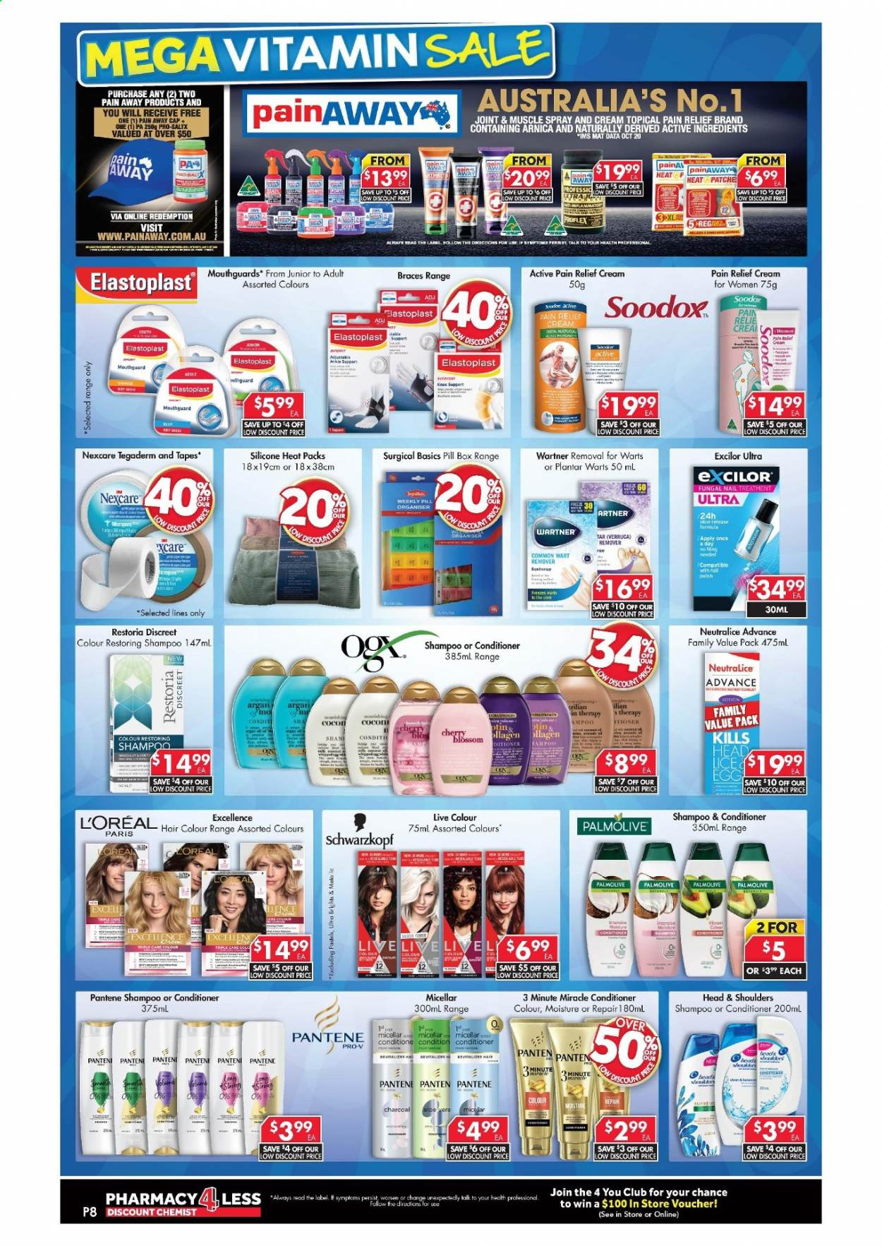 Pharmacy 4 Less catalogue  - 22.4.2021 - 19.5.2021. Page 8.