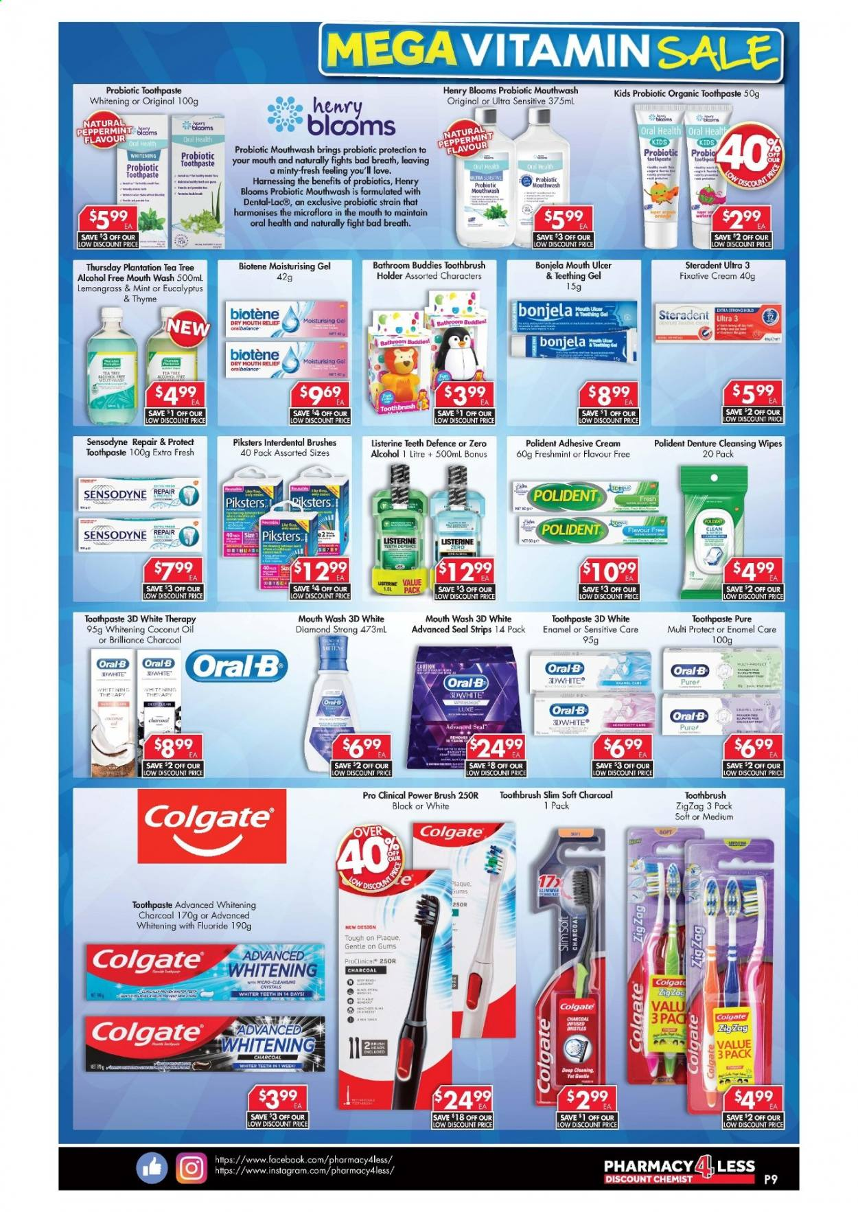 Pharmacy 4 Less catalogue  - 22.4.2021 - 19.5.2021. Page 9.