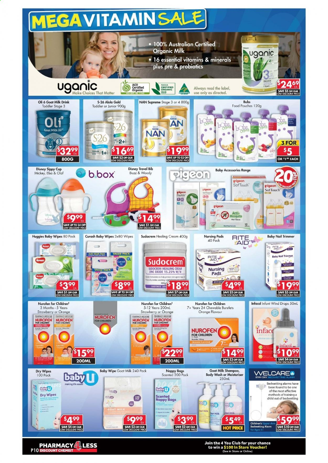 Pharmacy 4 Less catalogue  - 22.4.2021 - 19.5.2021. Page 10.