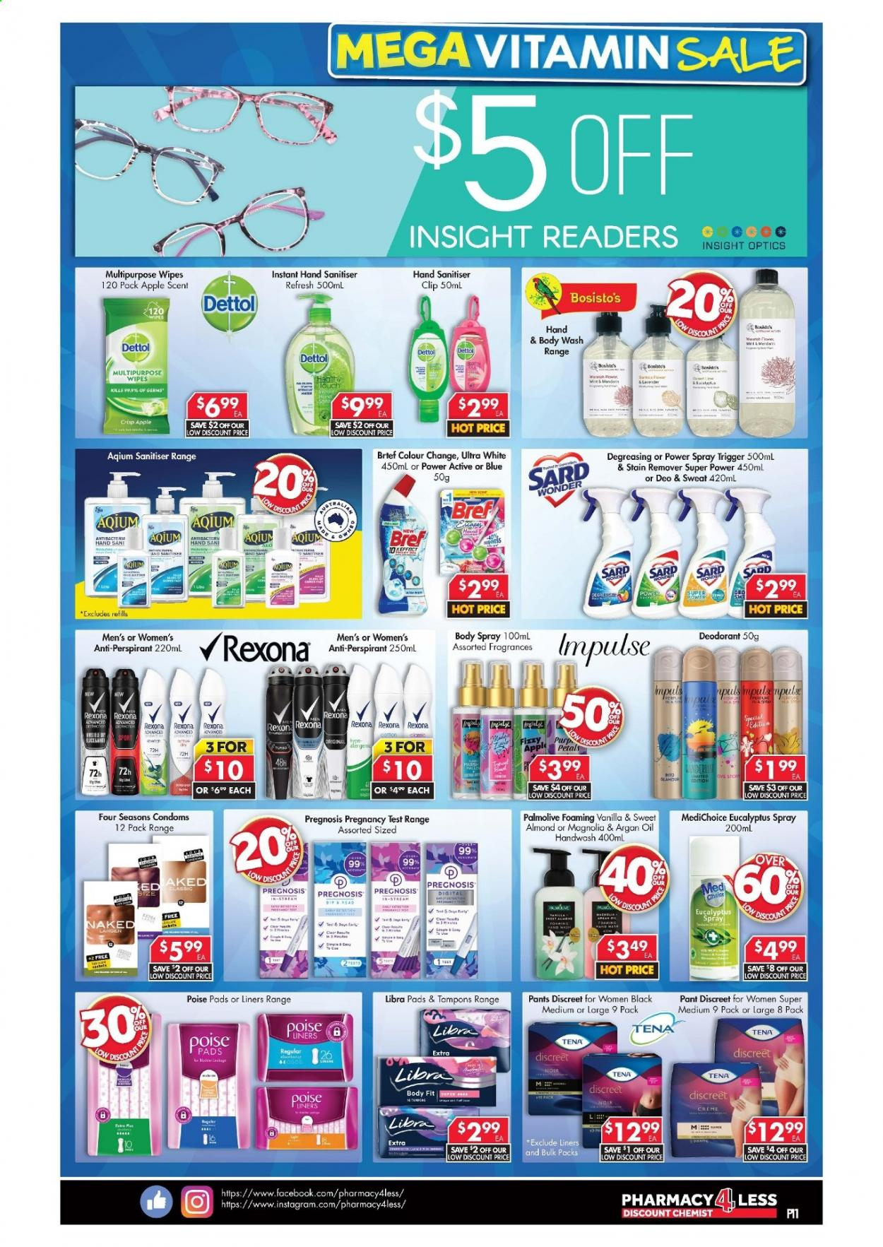 Pharmacy 4 Less catalogue  - 22.4.2021 - 19.5.2021. Page 11.