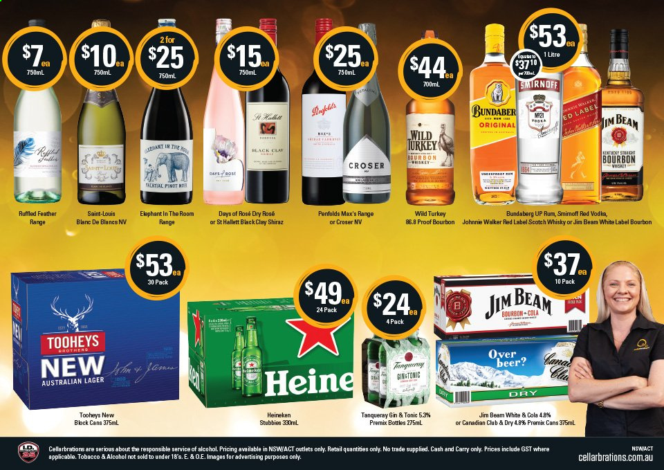 Cellarbrations catalogue  - 26.4.2021 - 9.5.2021. Page 2.