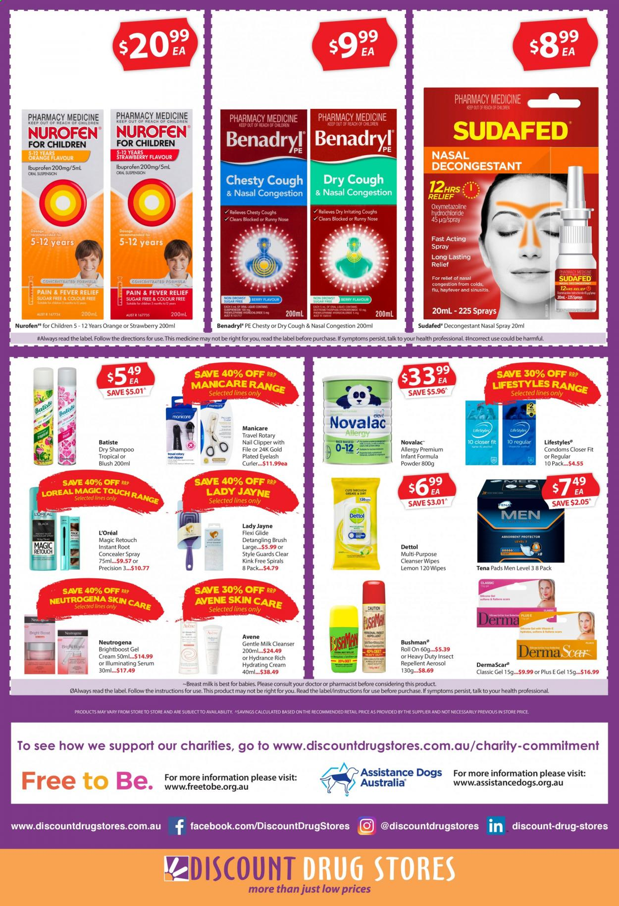 Discount Drug Stores catalogue  - 30.4.2021 - 10.5.2021. Page 2.