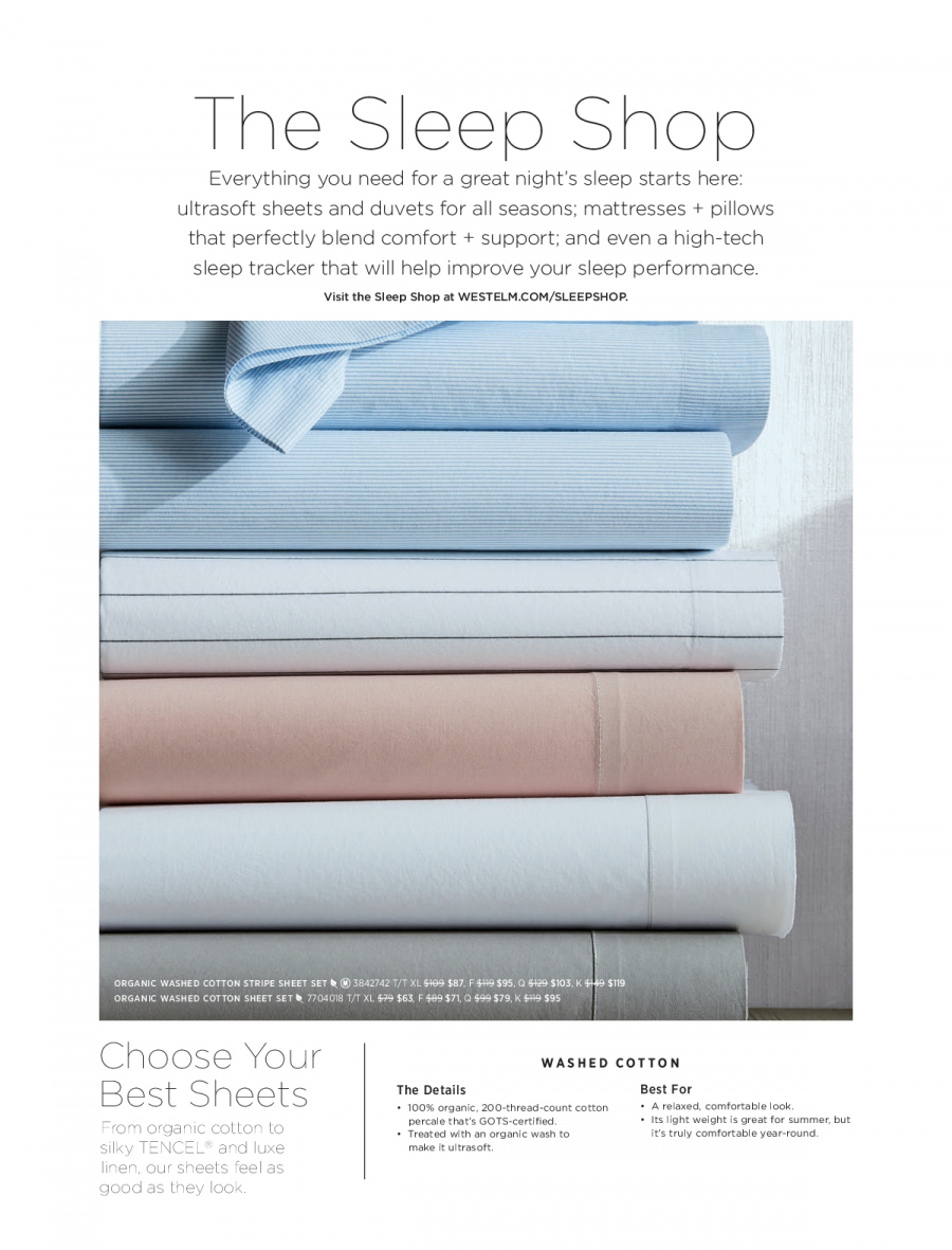 West Elm catalogue  - 18.12.2017 - 31.1.2018. Page 30.
