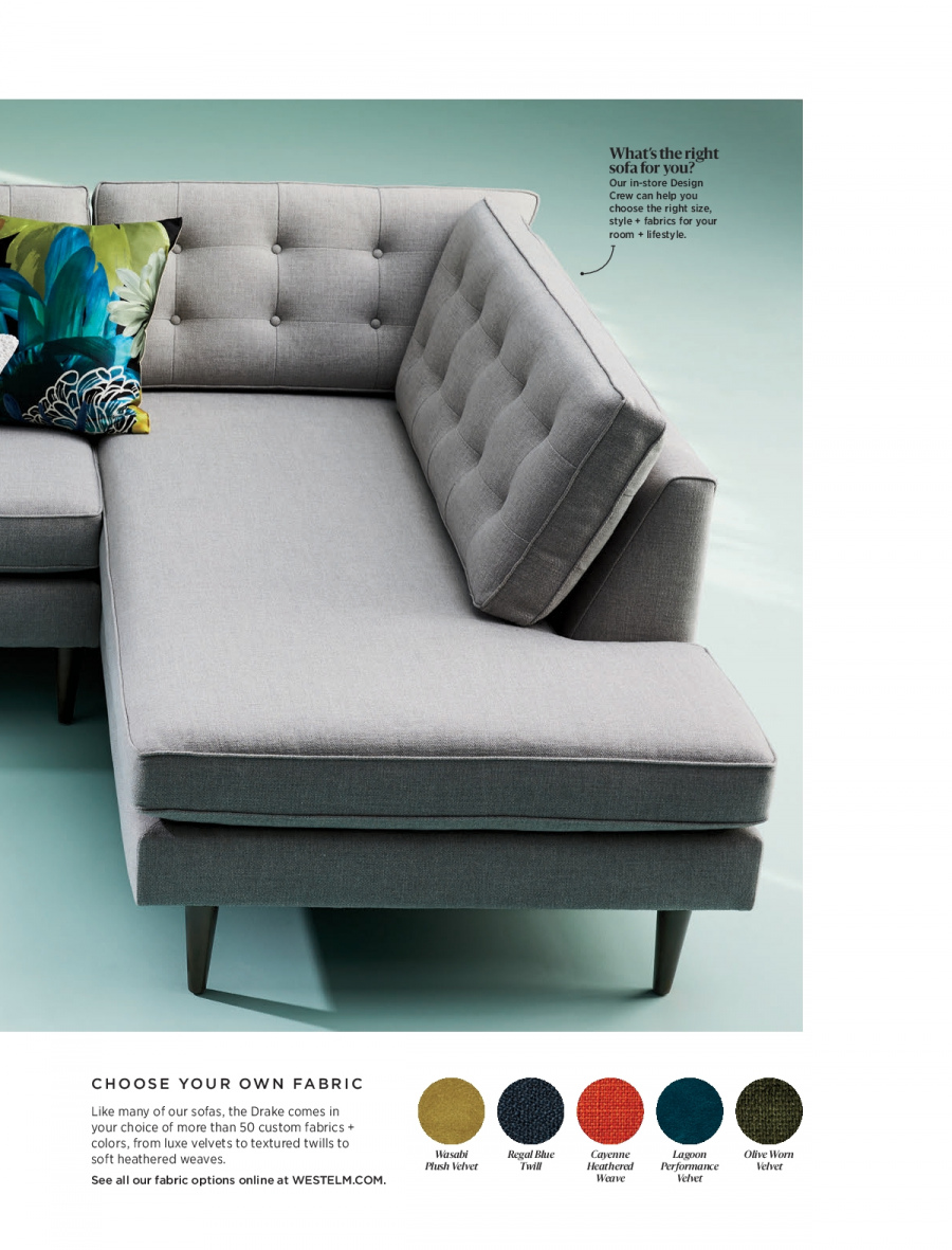 West Elm catalogue  - 18.12.2017 - 31.1.2018. Page 51.