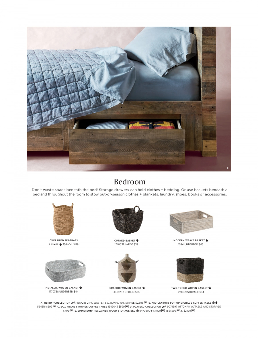 West Elm catalogue  - 18.12.2017 - 31.1.2018. Page 77.