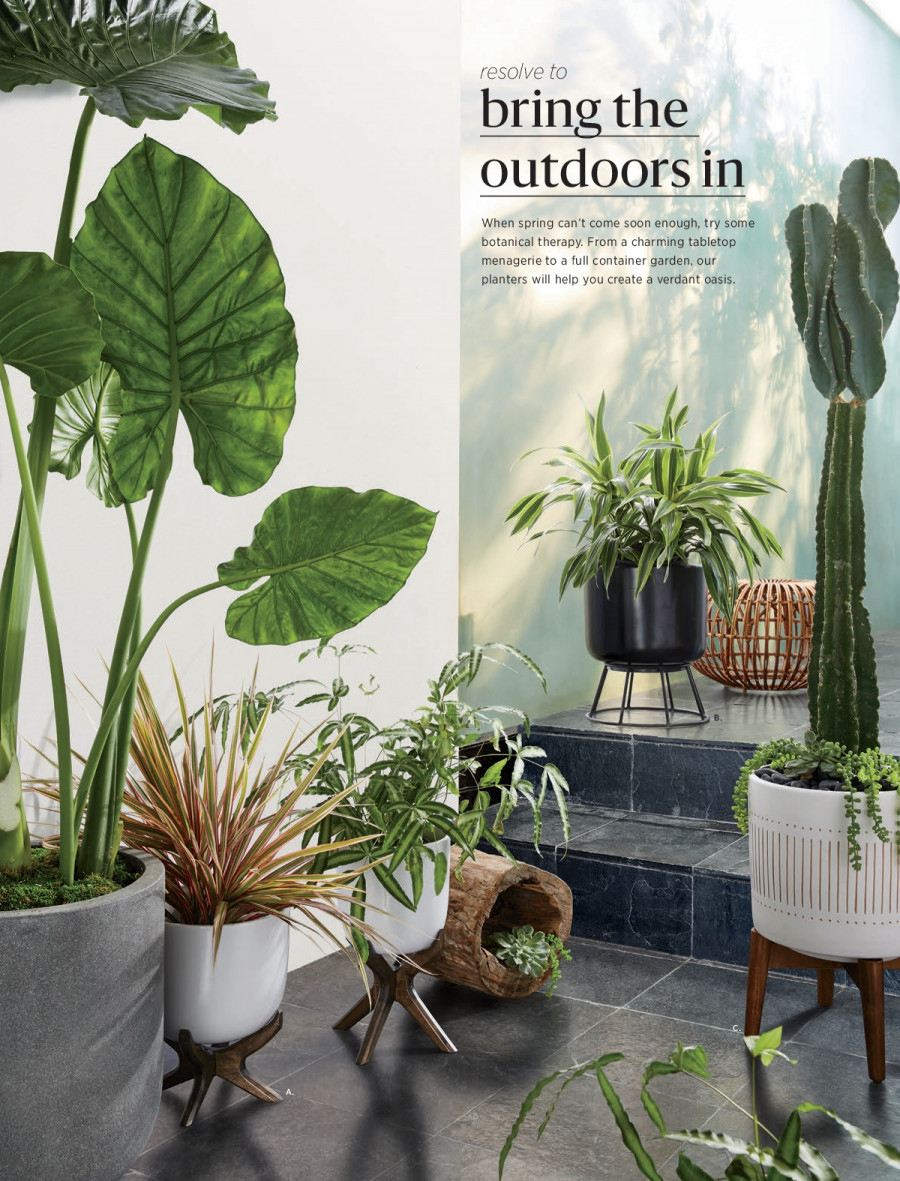 West Elm catalogue  - 18.12.2017 - 31.1.2018. Page 94.