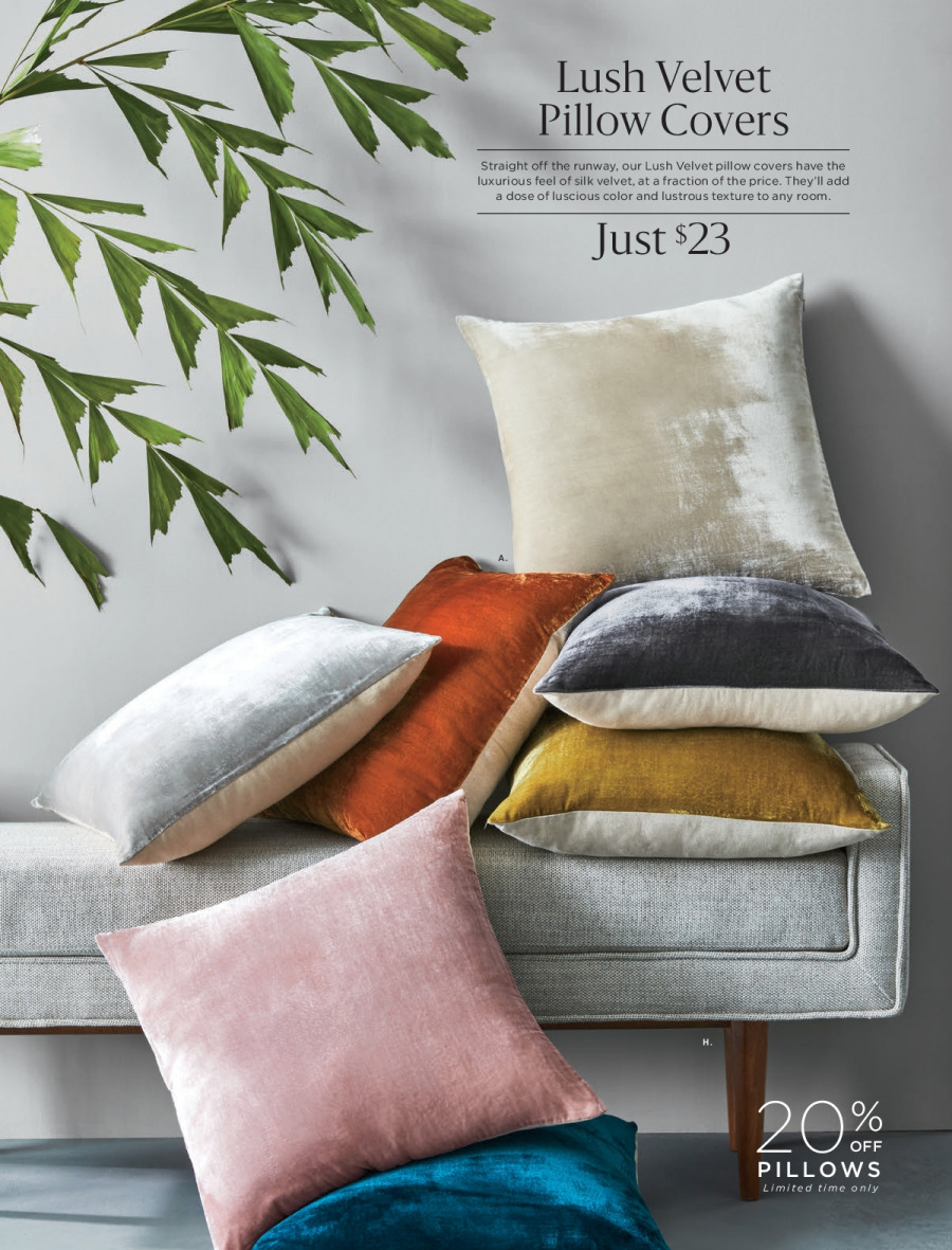 West Elm catalogue  - 18.12.2017 - 31.1.2018. Page 101.
