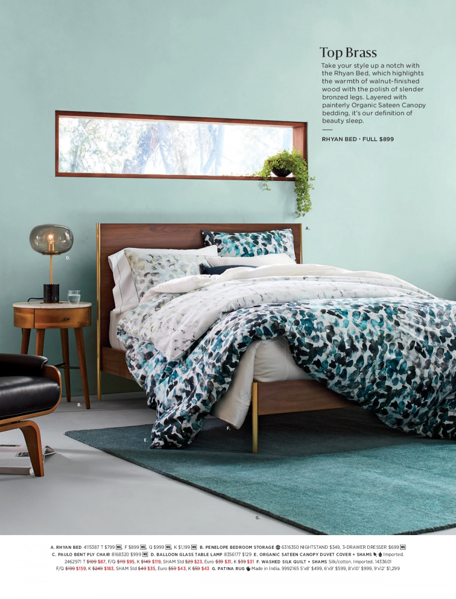 West Elm catalogue  - 18.12.2017 - 31.1.2018. Page 111.