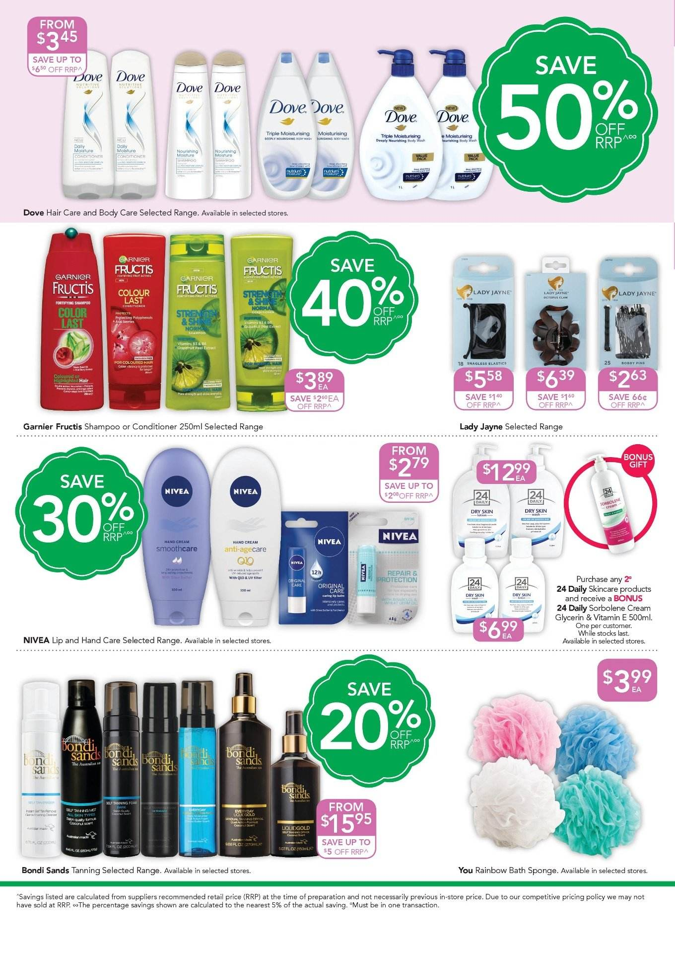 TerryWhite Chemmart catalogue  - 9.8.2018 - 28.8.2018. Page 12.