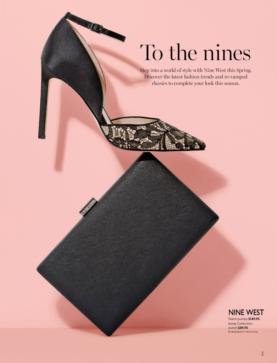 Myer catalogue  - 1.9.2018 - 16.9.2018. Page 7.