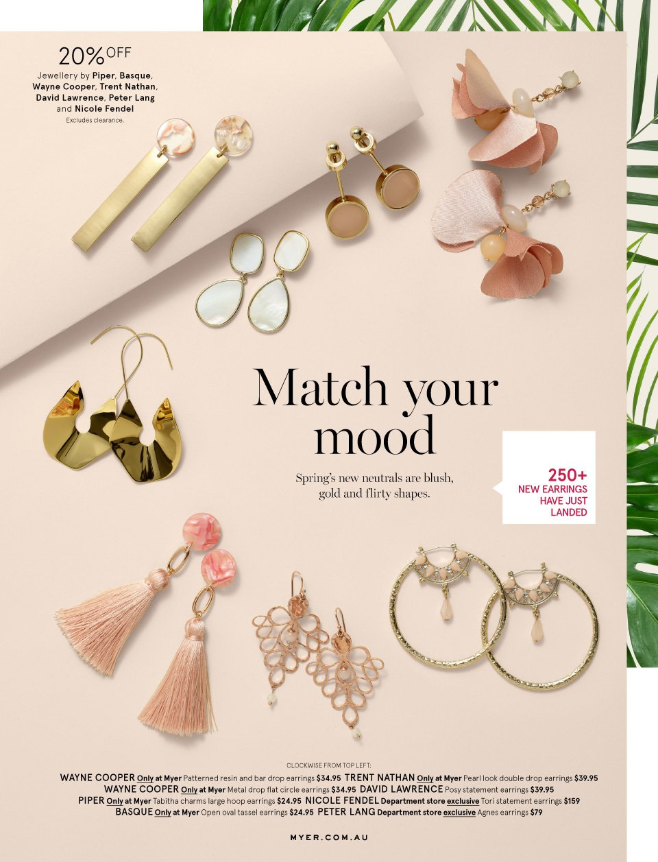 Myer catalogue  - 1.9.2018 - 16.9.2018. Page 15.