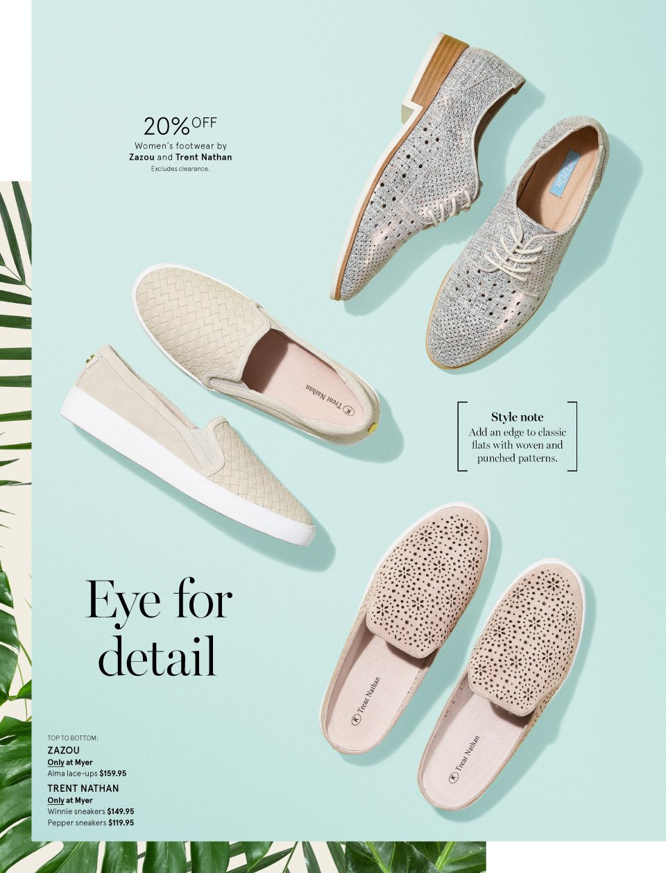 Myer catalogue  - 1.9.2018 - 16.9.2018. Page 18.