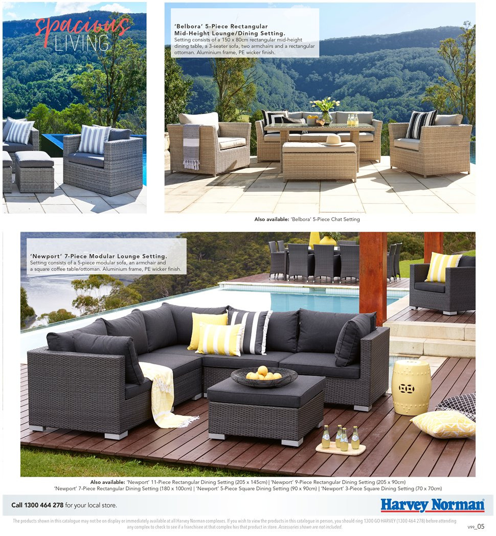Harvey Norman catalogue  - 7.9.2018 - 30.9.2018. Page 5.