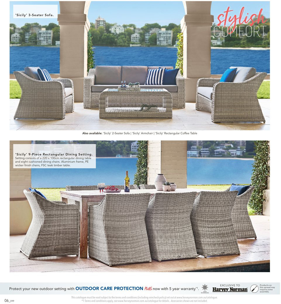 Harvey Norman catalogue  - 7.9.2018 - 30.9.2018. Page 6.