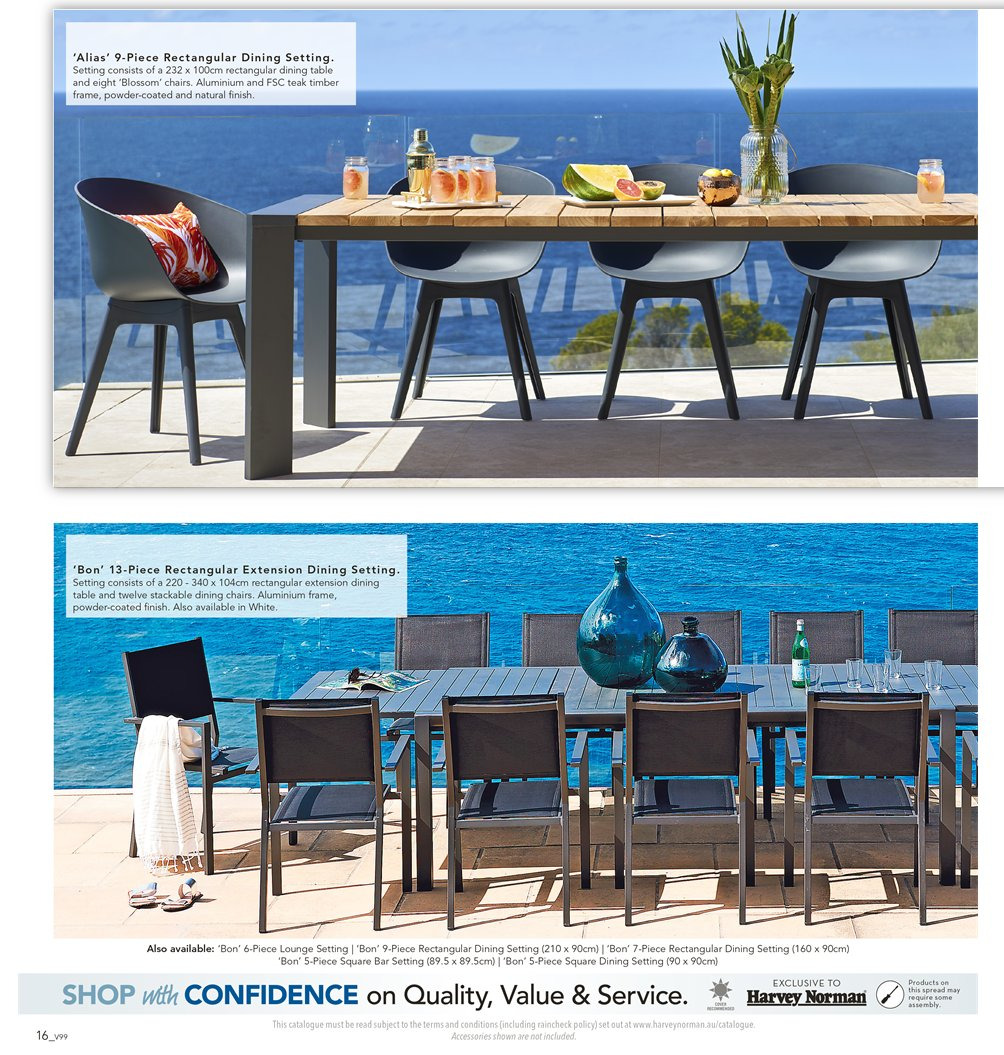 Harvey Norman catalogue  - 7.9.2018 - 30.9.2018. Page 16.