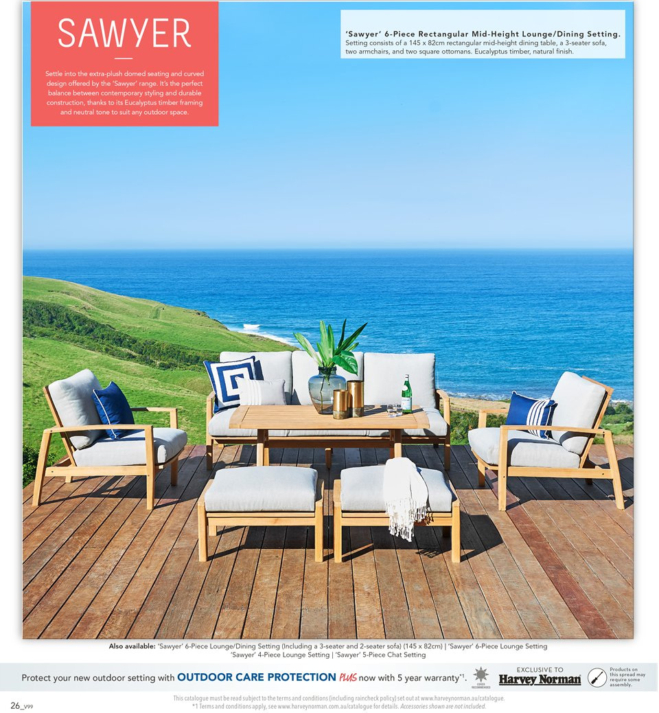 Harvey Norman catalogue  - 7.9.2018 - 30.9.2018. Page 26.